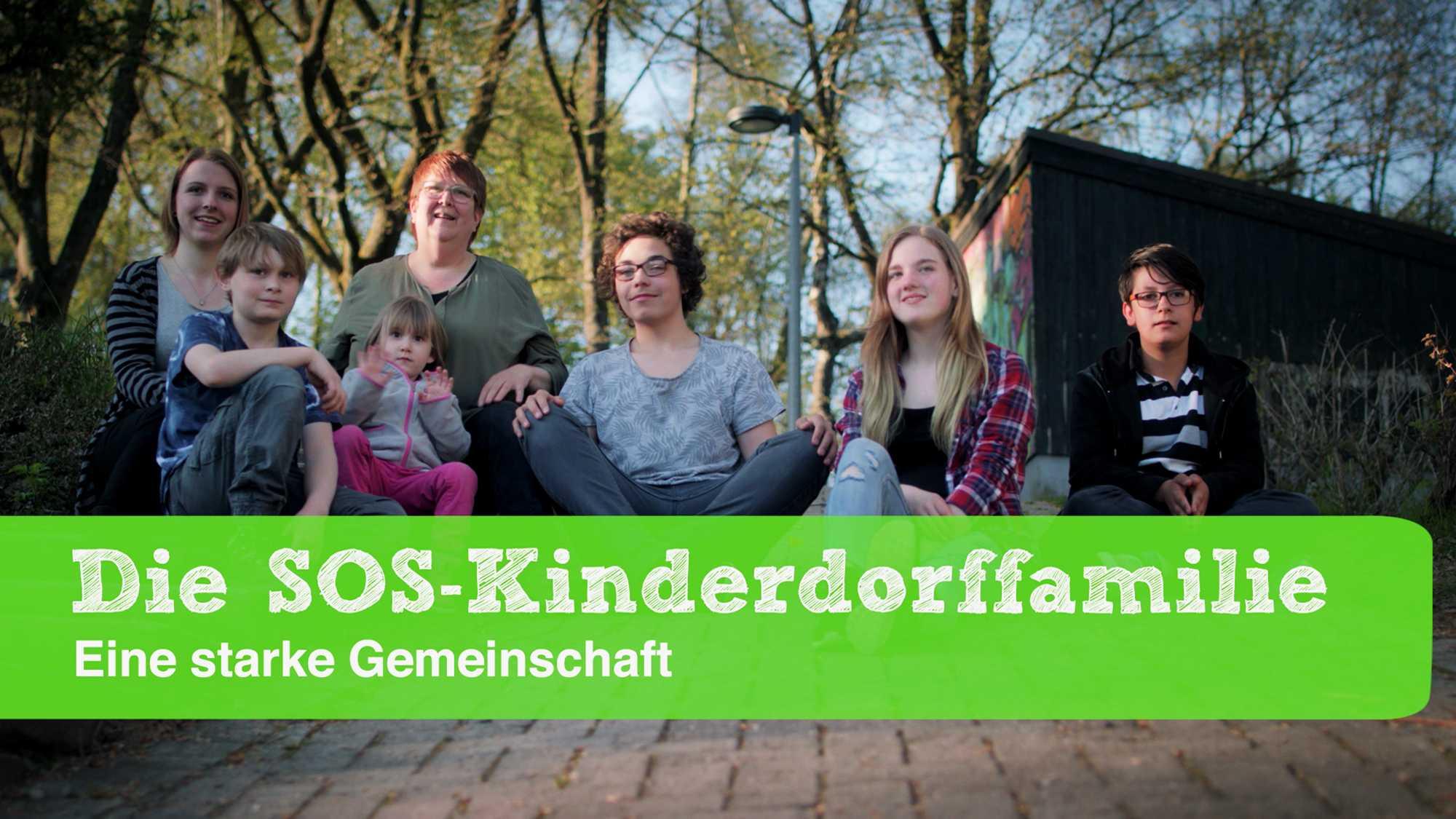 SOS Kinderdorf Marketingfilm