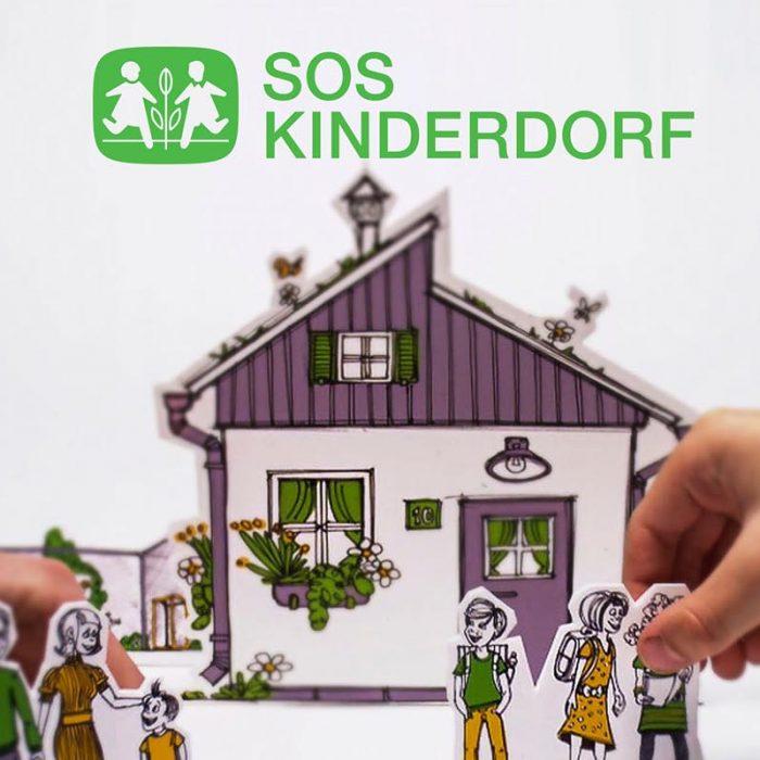 Was ist ein SOS-Kinderdorf?