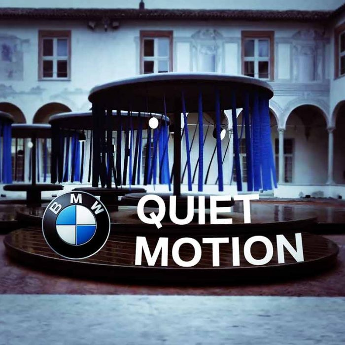BMW Quiet Motion