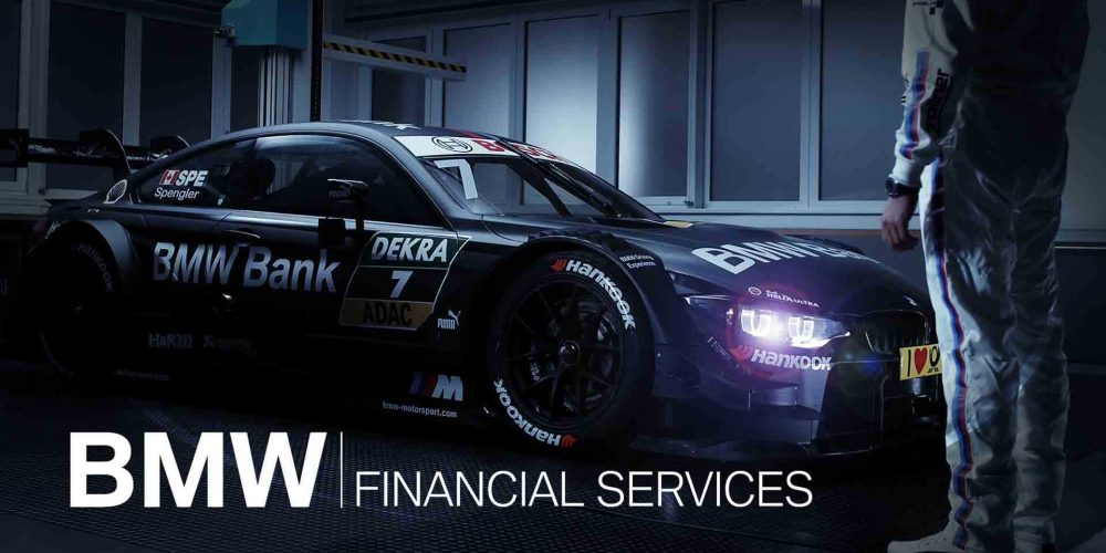 BMW Bank Financial Services – Bruno Spengler