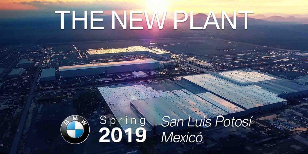BMW Plant San Luis Potosí Mexico