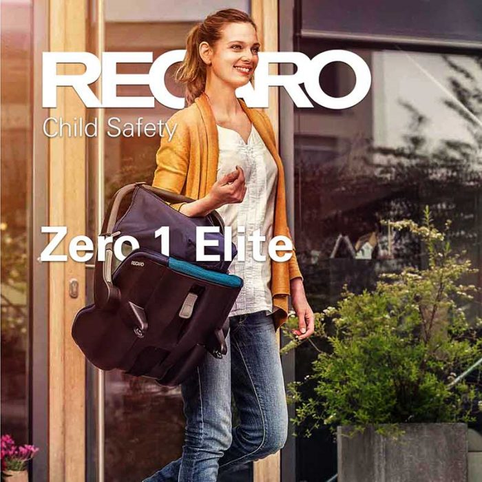 RECARO Child Safety Zero.1 Elite