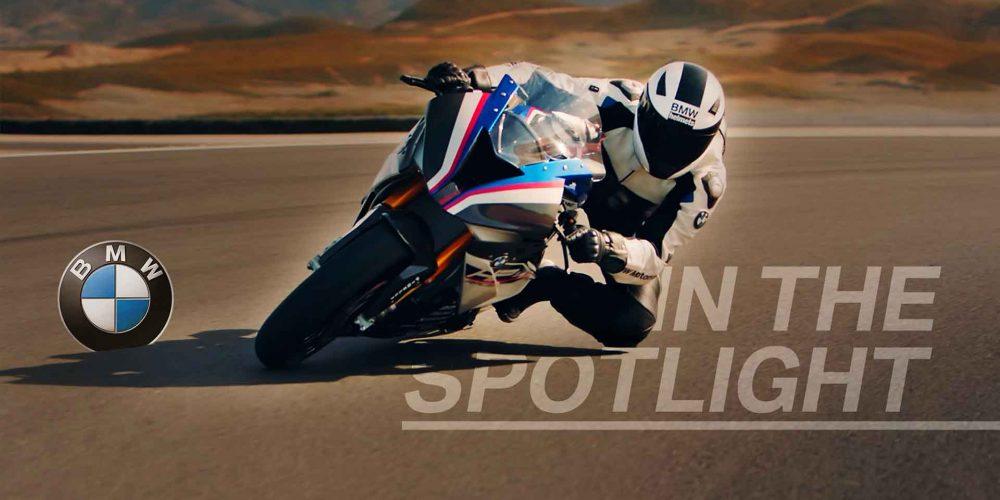 BMW Motorrad HP4 Race Produktfilm
