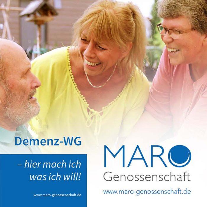 MARO Demenz WG Weilheim – Kino Werbefilm