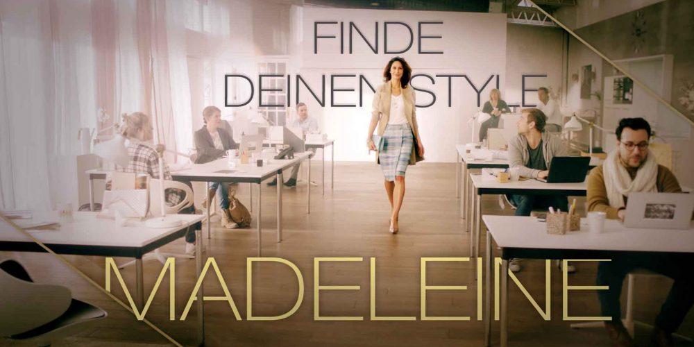 MADELEINE Mode – DRTV Spot