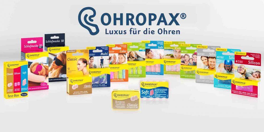 Ohropax OTC Kampagne
