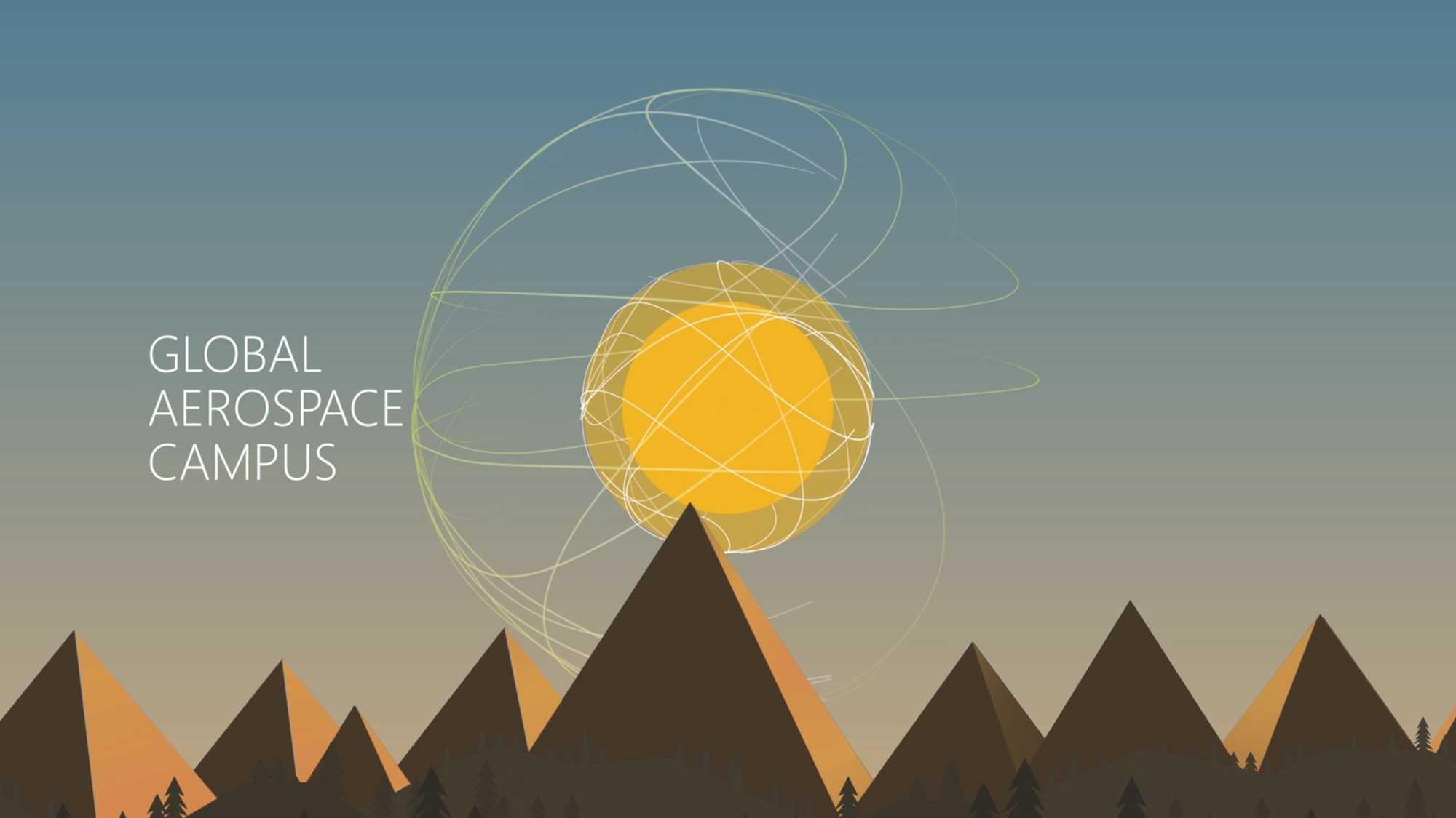 Global Aerospace Campus Erklärfilm
