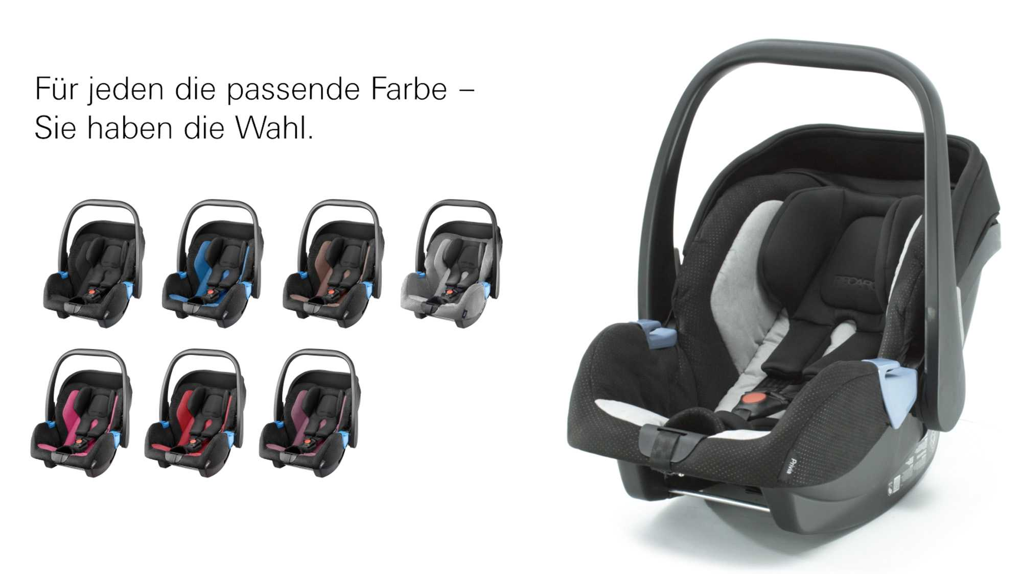 RECARO Child Safety – Produktfilme