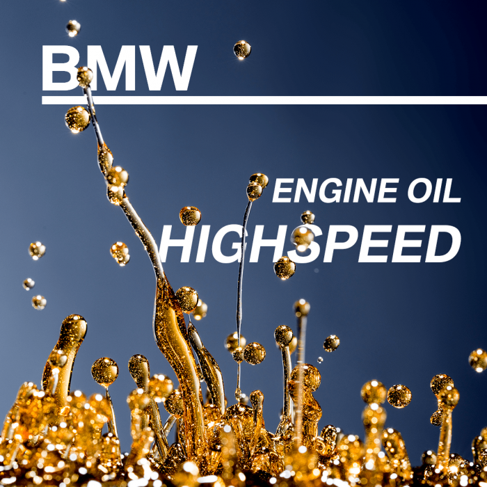 BMW / MINI Engine Oil Highspeed