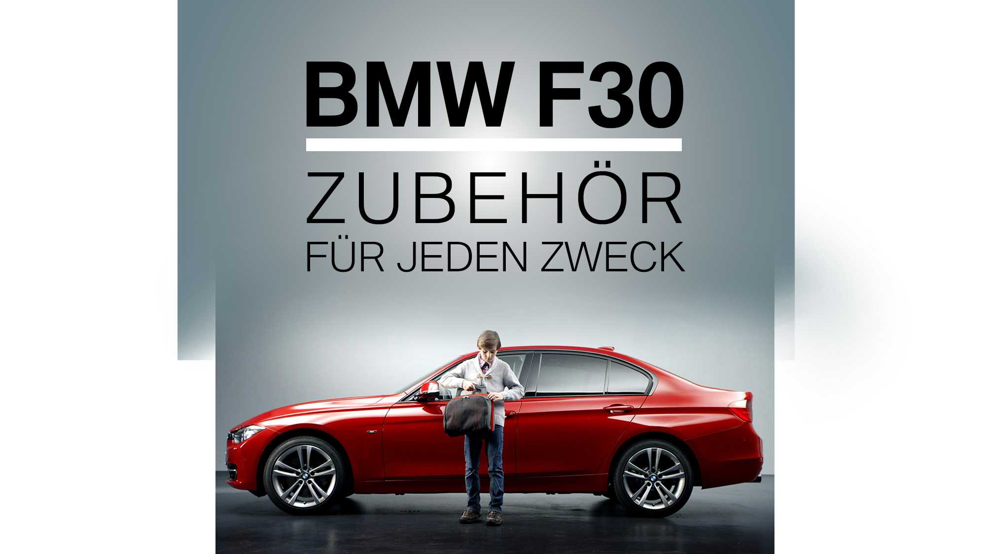 bmw f30 zubeh r panda pictures gmbh filmproduktion. Black Bedroom Furniture Sets. Home Design Ideas