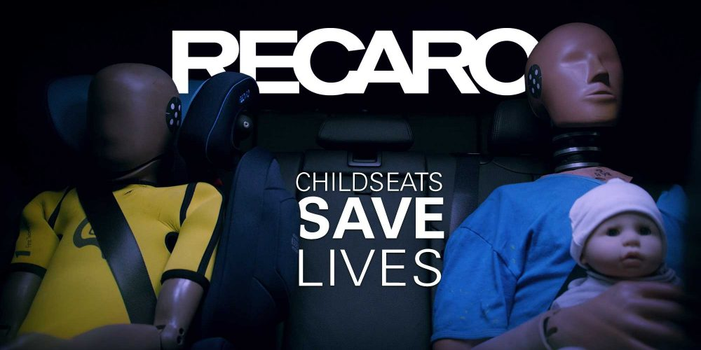 RECARO Child Safety – Childseats Save Lives