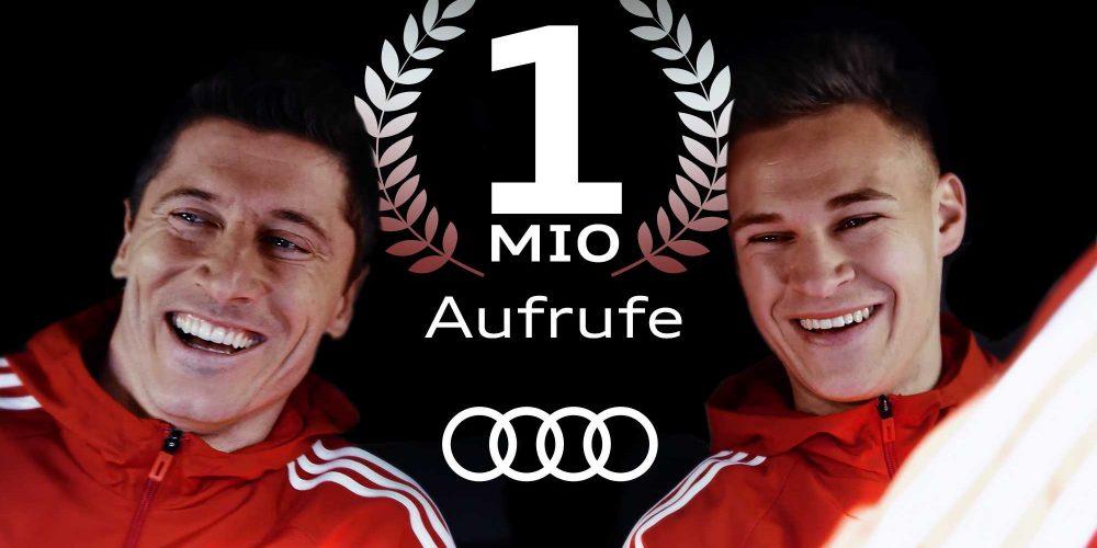 Audi / FC Bayern – Glückliche Nachbesitzer