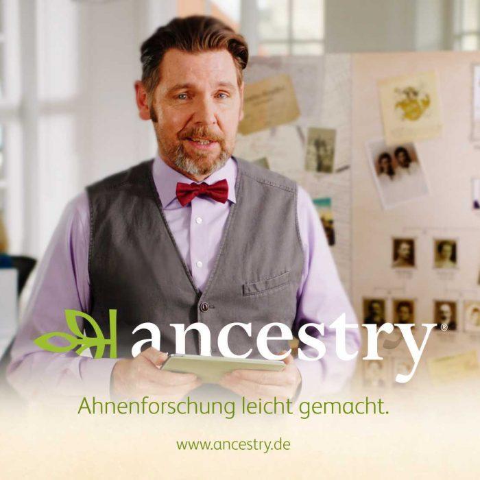 Ancestry – DRTV Spot