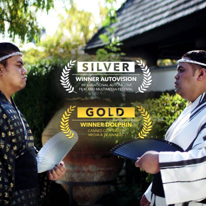 Gold und Silber für Panda Pictures