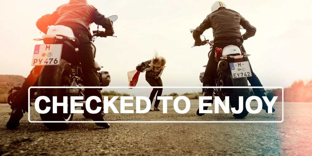 BMW – Checked to enjoy