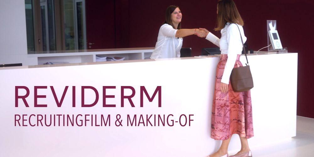 Reviderm Employer Branding